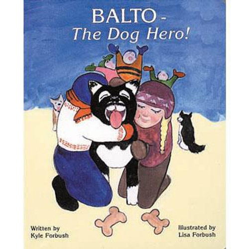 Balto - The Dog Hero! Board Book