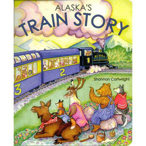 Alaska's Train Story by Shannon Cartwright