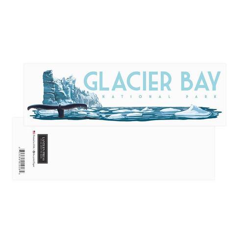 Bookmark - Glacier Bay - Glacier