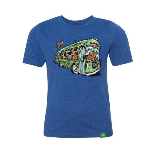 T-shirt - Denali Animal Bus Youth
