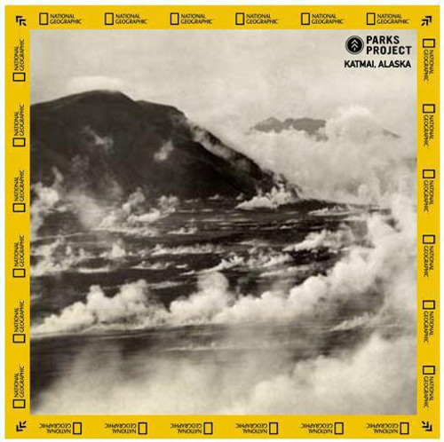 Bandana - Valley of 10,000 smokes - Katmai
