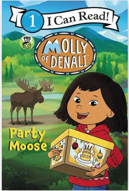 Molly of Denali - Party Moose