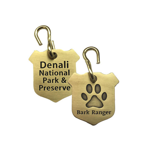Bark Ranger Dog Collar Tag