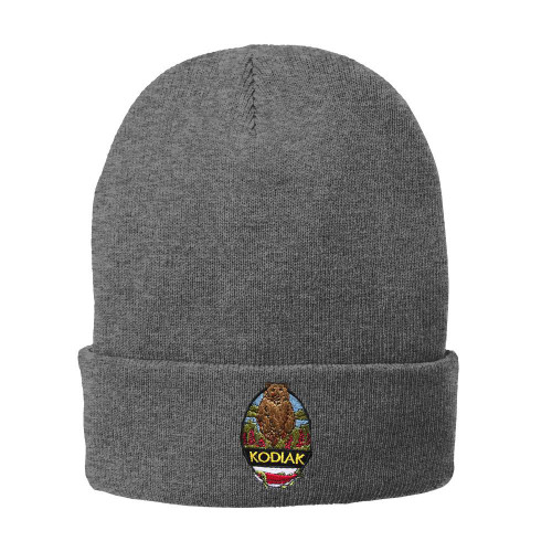 Beanie - Kodiak Fleece-Lined Knit Cap