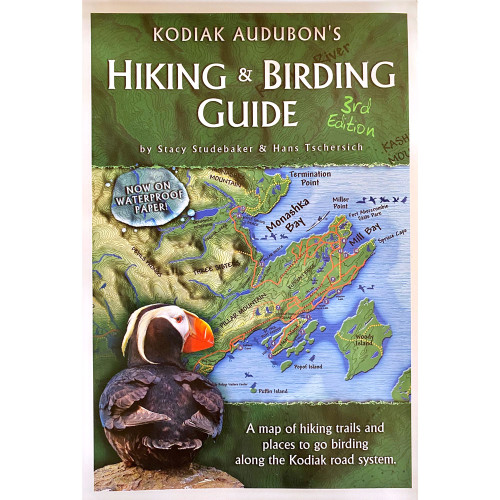 Kodiak Audubon's Hiking and Birding Guide