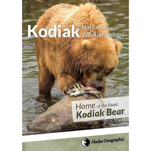 DVD - Kodiak National Wildlife Refuge - Home of the Great Kodiak Bear