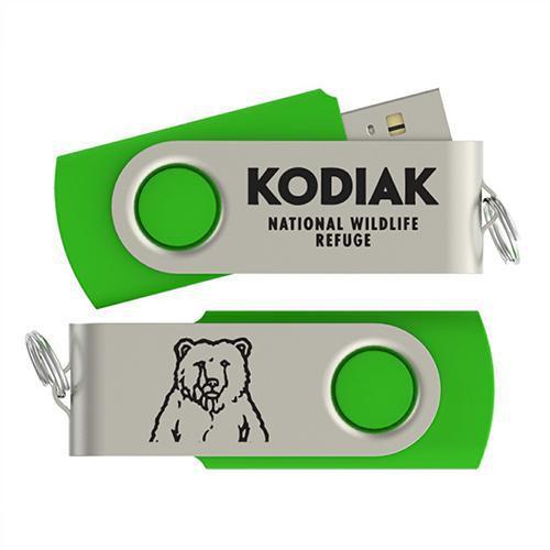 Flash Drive Kodiak NWR