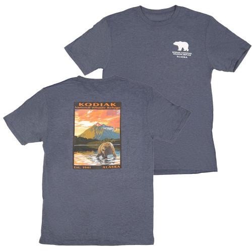 T-shirt - Retro Kodiak