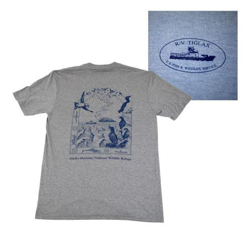 T-Shirt - Homer Tiglax - Short Sleeve