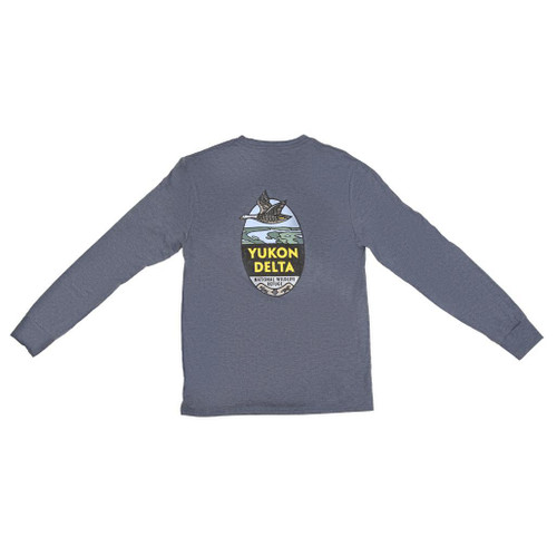 T-Shirt Yukon Delta Long Sleeve