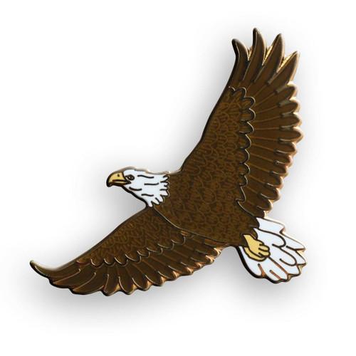 Pin - Bald Eagle in Flight