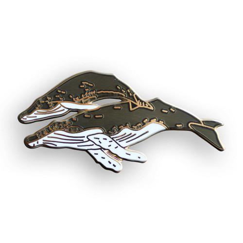 Pin - Humpback Whale