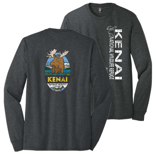 T-Shirt - Kenai DA Logo Long Sleeve