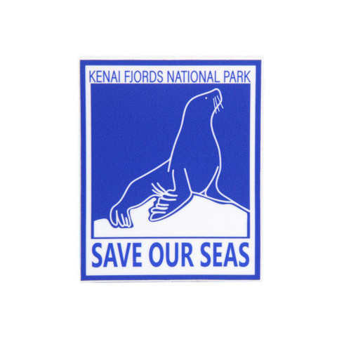 Save Our Seas Sticker