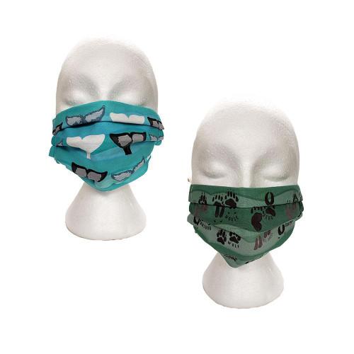 Face Mask - Animals of Alaska