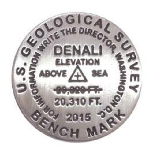 Pin - Benchmark Denali