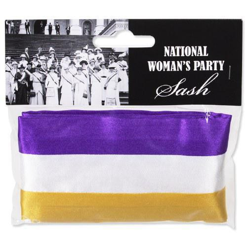 Sash - Votes for Women - National Women's Party