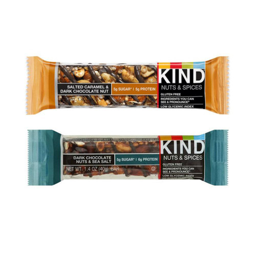 Kind Nuts & Spices Bar