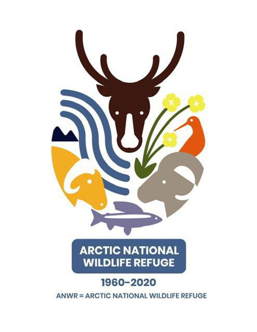Sticker - 60th Anniversary ANWR