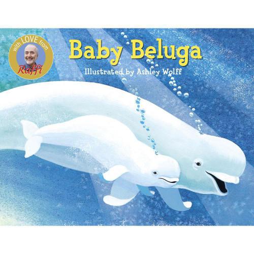 Baby Beluga Board Book