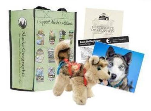 Adoption Kit - Denali Sled Dog