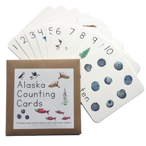 Alaska Counting Cards