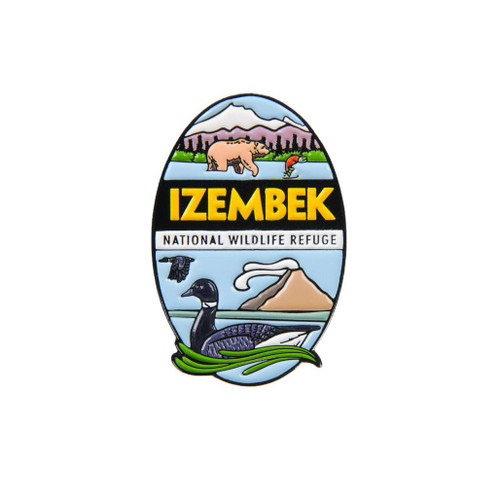 Pin - Izembek National Wildlife Refuge
