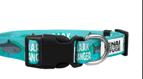 Dog Collar - B.A.R.K Ranger - Kenai National Wildlife Refuge
