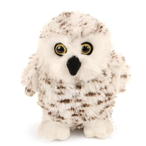"Plush - Snowy Owl 8"""