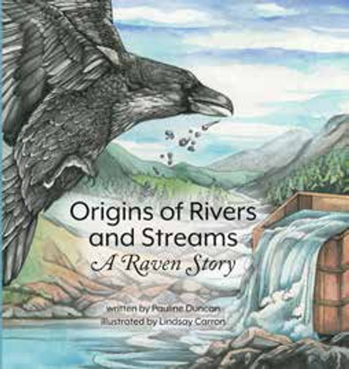 Origins of Rivers and Streams: A Raven Story