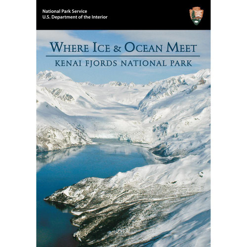 DVD - Where Ice & Ocean Meet - Kenai Fjords