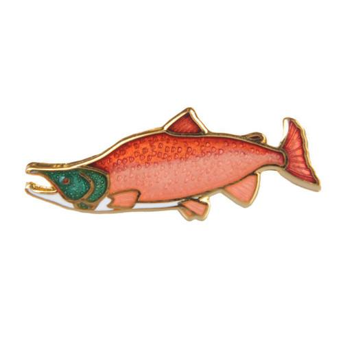 Pin - Sockeye (Red) Salmon