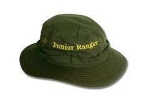 Junior Ranger Bucket Green Hat