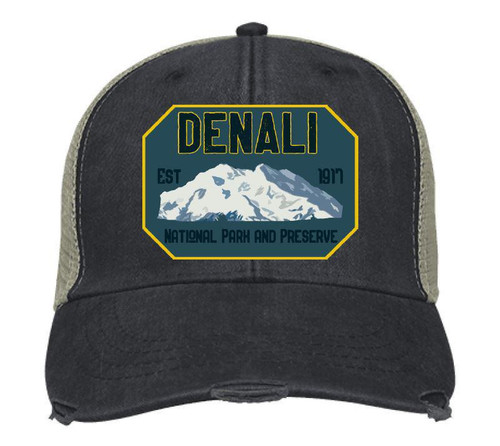 Hat - Distressed Denali