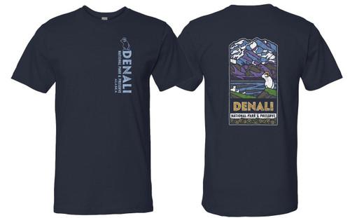 T-Shirt - Denali Logo - SS NEW