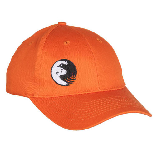 Baseball Hat - Alaska Geographic Orange