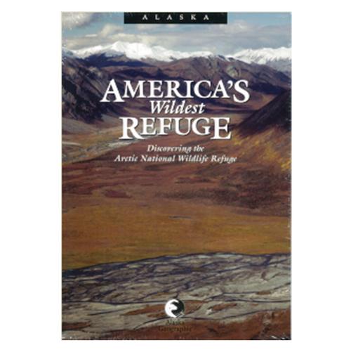 DVD -  America's Wildest Refuge - Arctic National Wildlife Refuge