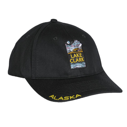 Baseball Hat - Lake Clark National Park & Preserve