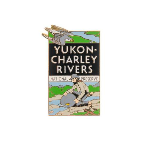 Pin - Yukon Charley National Park and Preserve