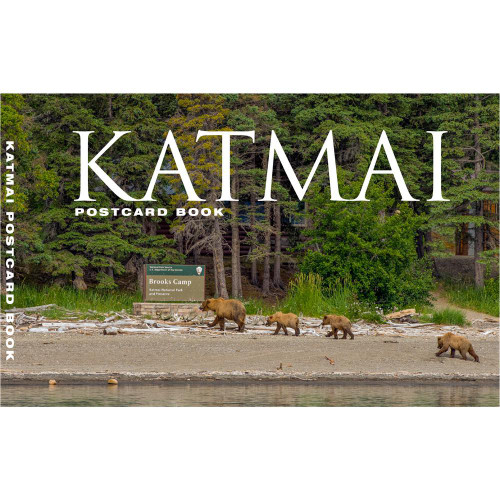 Postcard Book - Katmai