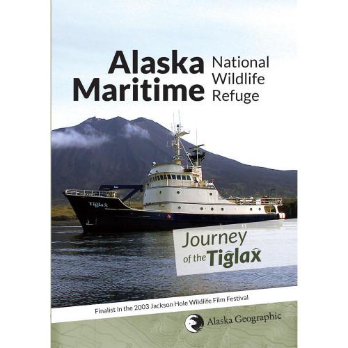 DVD - Alaska Maritime National Wildlife Refuge - Journey of the Tiglax