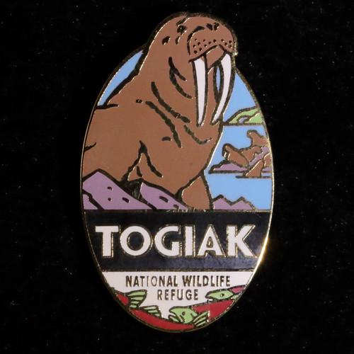 Pin - Togiak National Wildlife Refuge