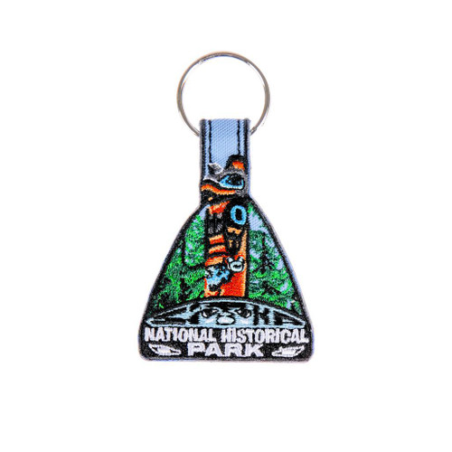 Patch Key Clip - Sitka National Historical Park