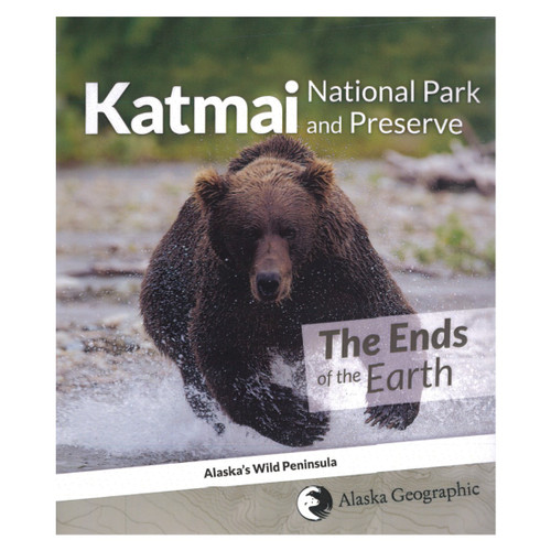 Blu-ray - The Ends of the Earth - Katmai National Park and Preserve