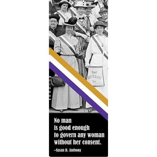 Bookmark - Votes for Women