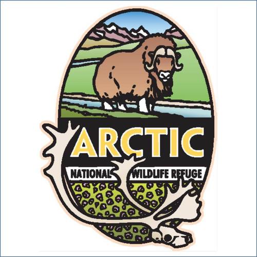 Patch - Arctic National Wildlife Refuge