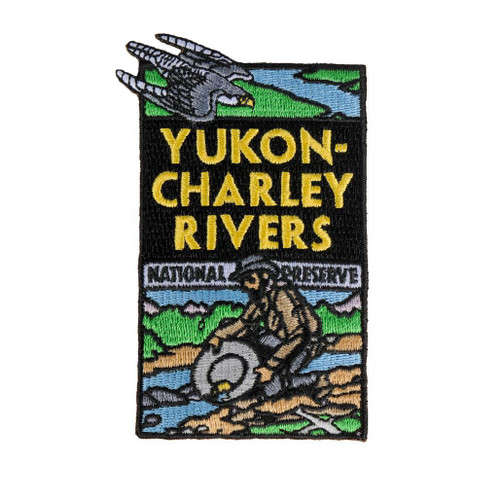 Patch -  Yukon-Charley Rivers National Preserve