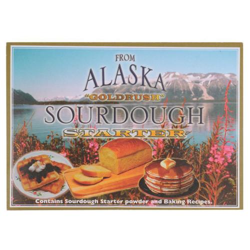 """From Alaska """"Goldrush"""" Sourdough Starter Envelope"""