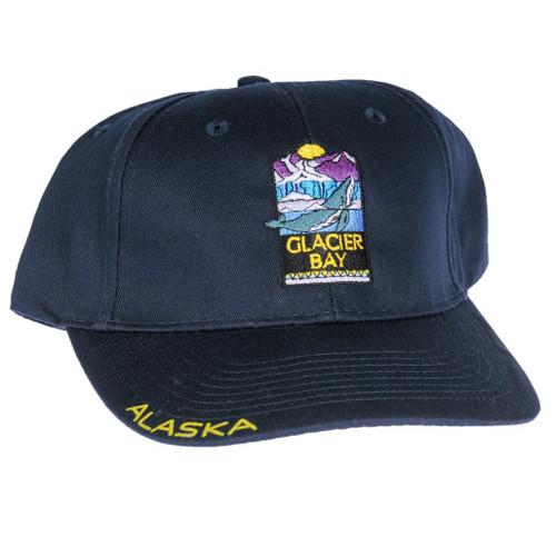Baseball Hat - Glacier Bay