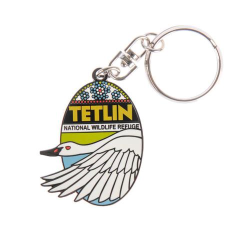 Keychain - Tetlin National Wildlife Refuge
